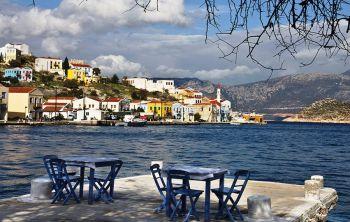 Ανεβαίνει η τουριστική κίνηση στο Καστελλόριζο
