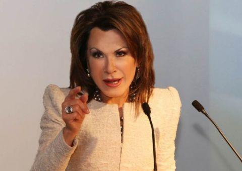 """Στη Ρόδο η Πρόεδρος της Επιτροπής """"Ελλάδα 2021"""" Γιάννα Αγγελοπούλου"""