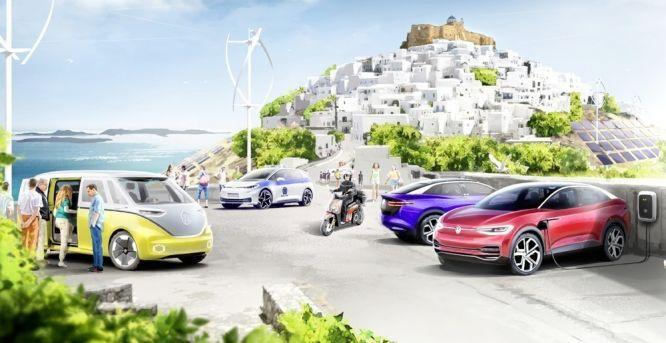 Tα ελληνικά νησιά θα γίνουν success story της ηλεκτροκίνησης!
