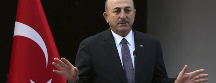 Ξέσπασμα Τουρκίας κατά ΕΕ: Δεν έχετε εξουσία να ορίζετε θαλάσσιες ζώνες