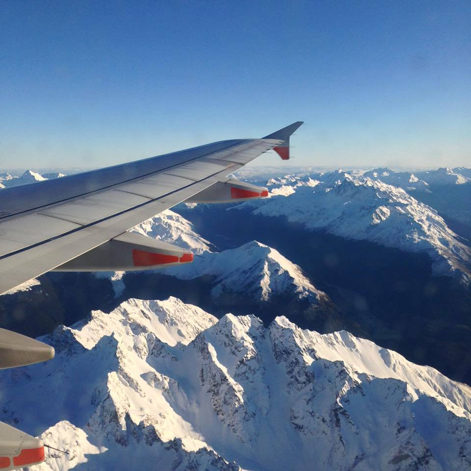 10 plane window photographs that will make you want to fly   Skyscanner Australia