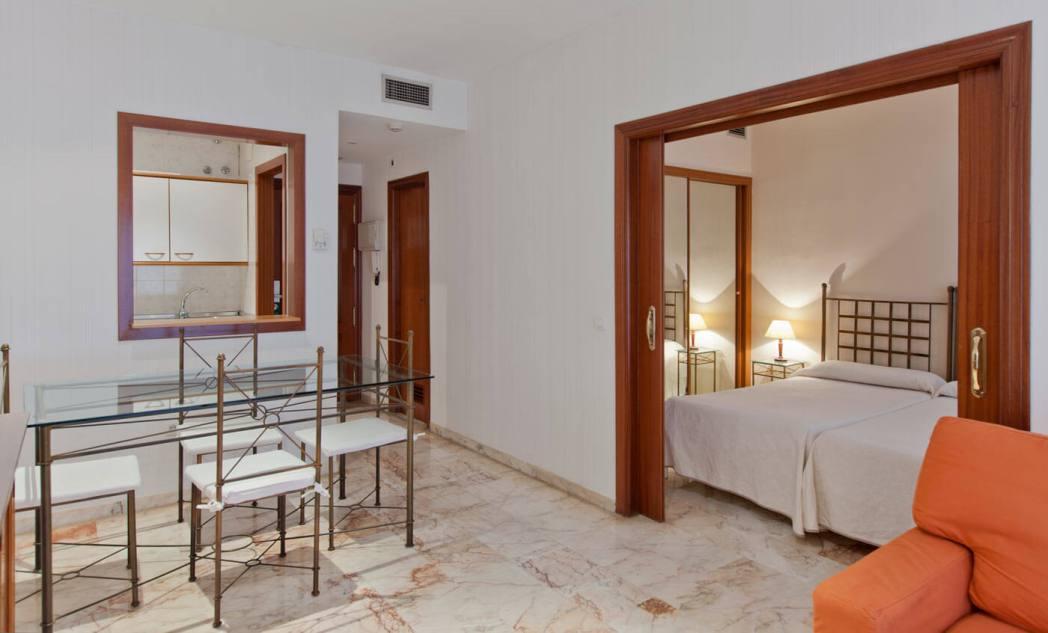 10 hoteles en el aeropuerto de Sevilla  San Pablo