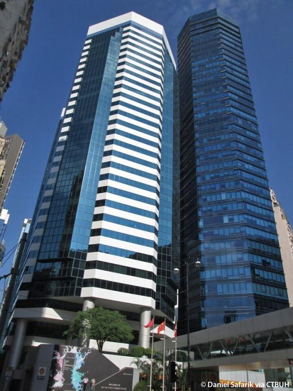 Taikoo Place Complex - The Skyscraper Center