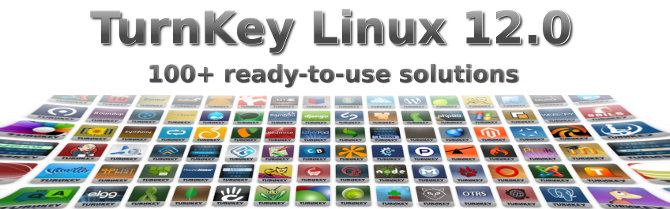 Turnkey Linux Appliances for Self-Hosted VPS and Turnkey Linux VPS
