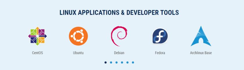 Linux OS distros