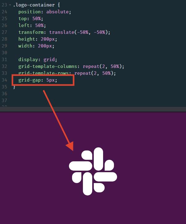 How to Design the new Slack logo in CSS   SkySilk Cloud Blog