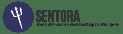 Sentora VPS Logo - Open-Source web hosting control panel