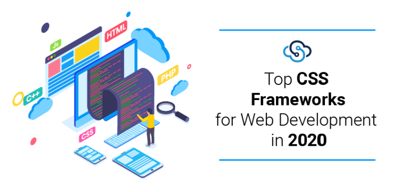 Top CSS Frameworks for Web Development in 2020