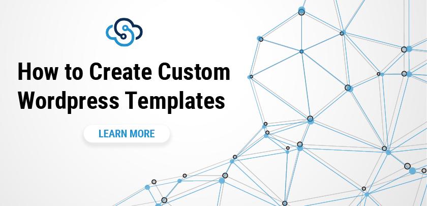 Custom WordPress Template