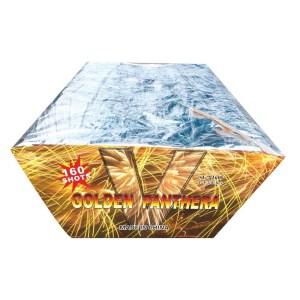 Golden Panthera 160Shots V Shape Cake