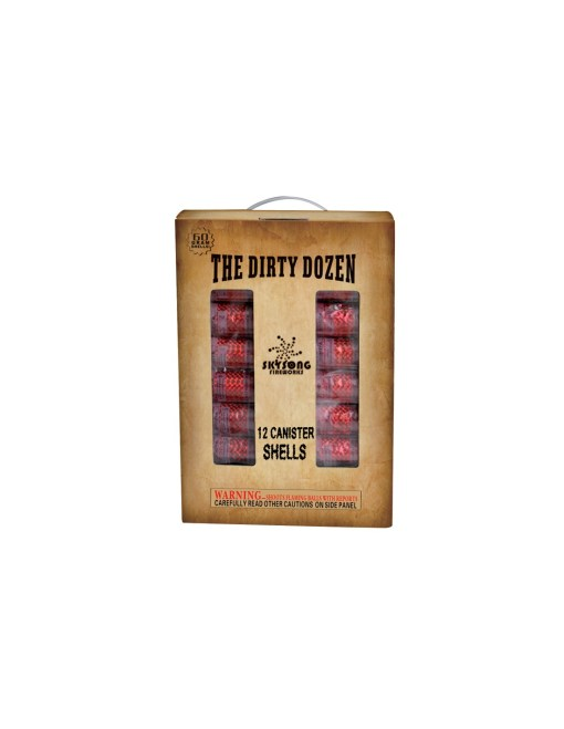 The Dirty Dozen 60Gram