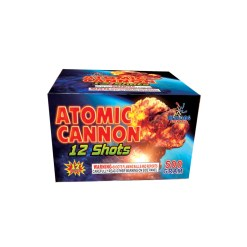 Atomic Cannon 12Shots