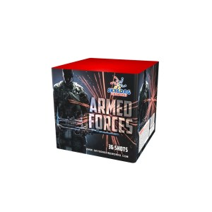 Armed Forces 36Shots