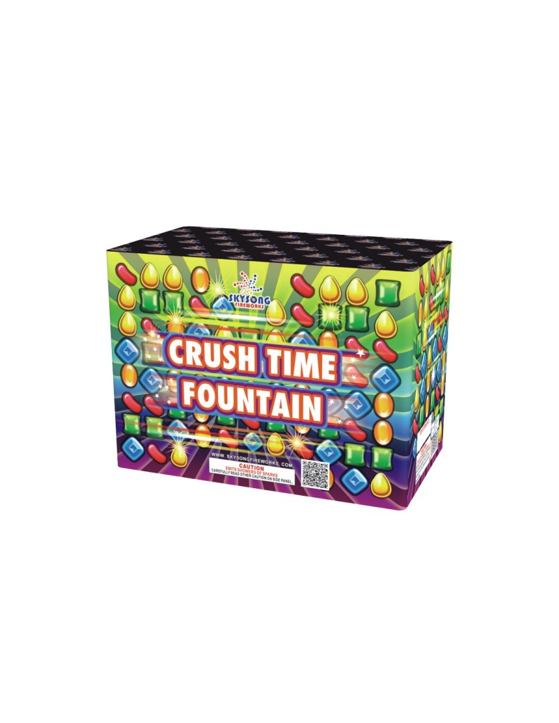 Crush Time Fountain