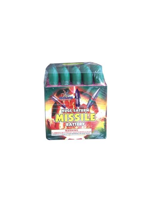 20Shots Huge Saturn Missile Battery