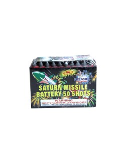 50 Shots Saturn Missile Battery