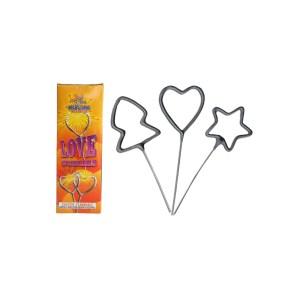"Love Sparklers 7"""