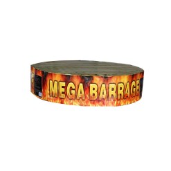 Mega Barrage 500Shots