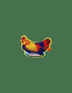 Chicken Blowing