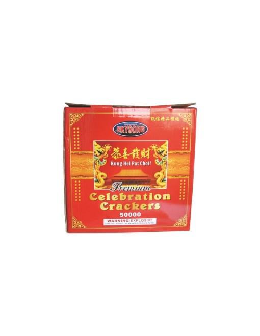 Celebration Crackers 50000 - Premium (box)
