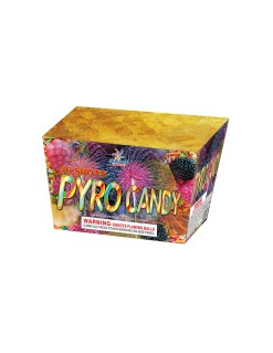 Pyro Candy 30Shots Cake