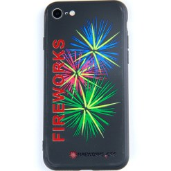 Iphone 7/8/plus/x Fireworks Phone Case