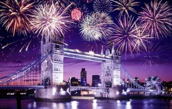 uk fireworks