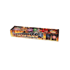 Pyro Express Assorted 6PCS