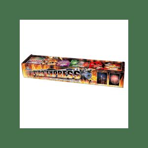 Pyro Express Assorted 6PCS