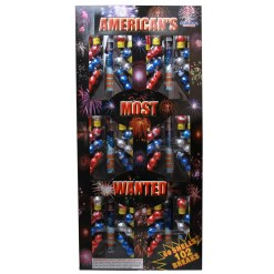 American's Most Wanted Fireworks