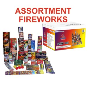 Assortment Fireworks