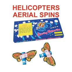 Helicopters, Aerial Spins