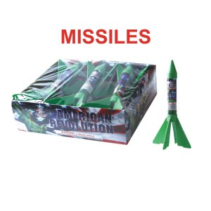 Missiles & Stickless Rockets