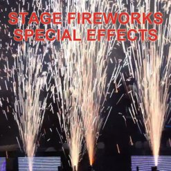 Indoor Fireworks & Special Effects