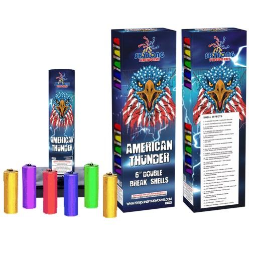 american thunder canister shells