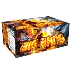 Big Bang 140Shots Compound Fireworks