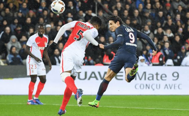 Psg Kassiert Im Tospiel Gegen Monaco Last Minute Ausgleich