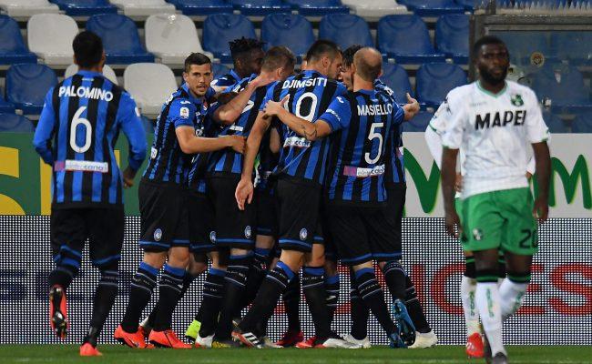 Serie A Atalanta Und Inter Sichern Sich Letzte Cl Tickets