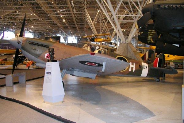 Supermarine Spitfire Mk.ix Specifications