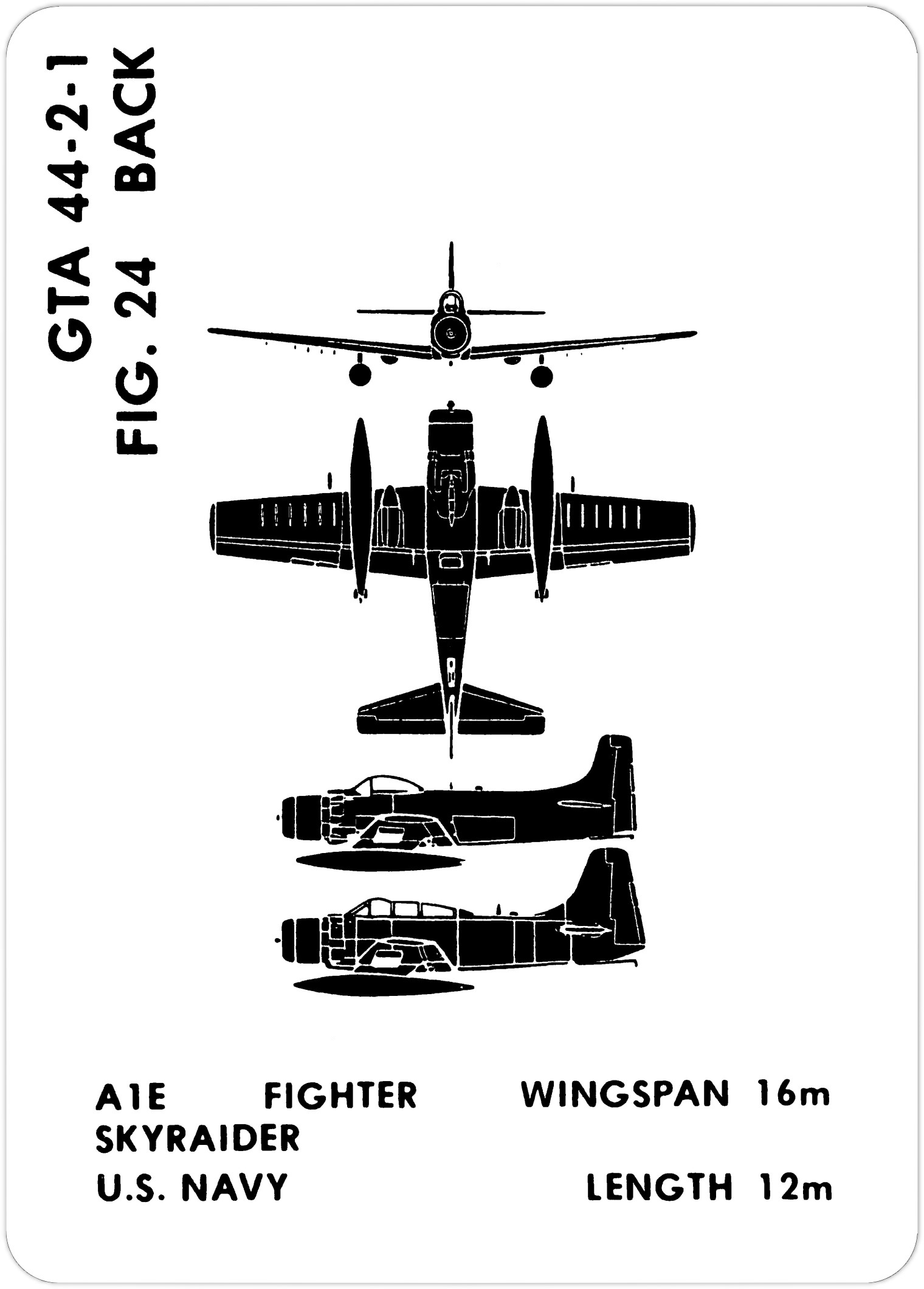 1977 Visual Aircraft Recognition, HQ Department of the