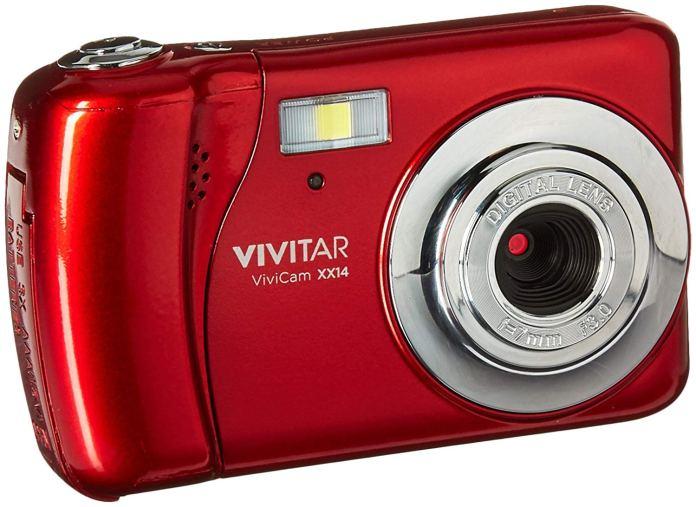 Vivitar VXX14 selfie Cam Digital Camera