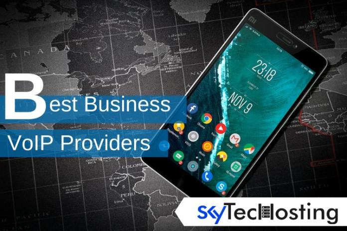 Best Business VoIP Providers