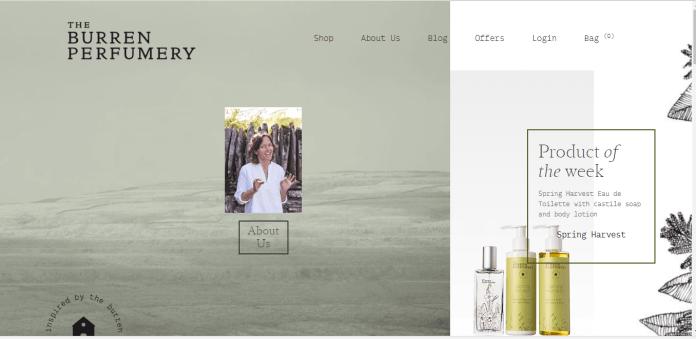 Burren Perfumery