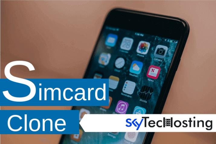 simcard clone