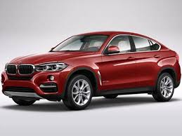 BMW X6 launched in 2016