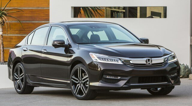 Honda Accord launched in 2016