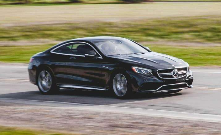 MERCEDES-BENZ S63 AMG launched in 2015
