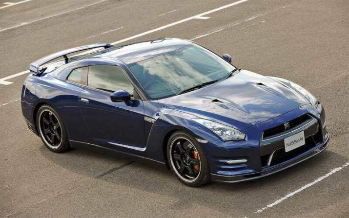Nissan GTR launched in 2013