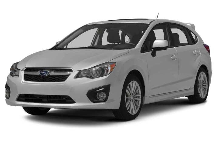 Subaru impreza launched in 2013
