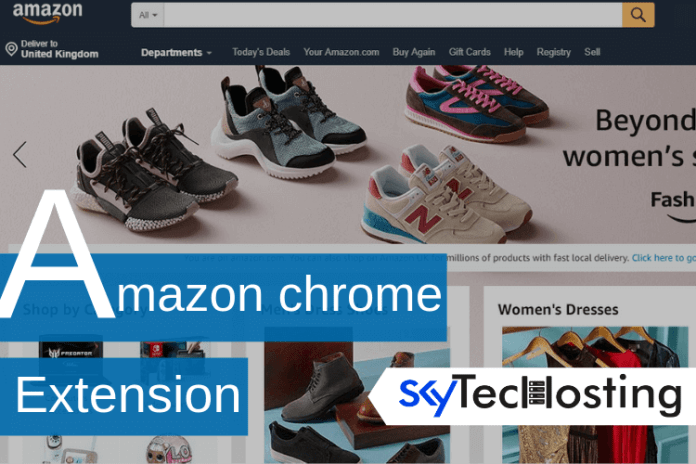 amazon chrome extensions